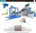 Automatic Block Making Machine