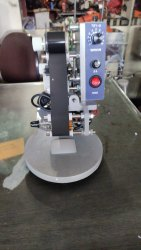 Manual Ribbon Hot Code Printer Machine