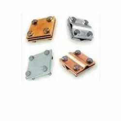 Cross Clamps (Hot Dip Galvanized Steel / Copper)