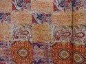 Patchwork Printed Kantha Quilt