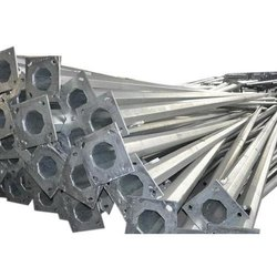 Street Light Poles - Octagonal GI Pole Manufacturer from Chennai