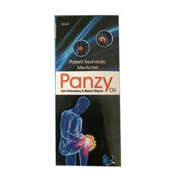 Panzy Pain Relief Oil, 60ml