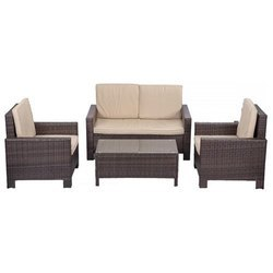 Four Seater Sofa Set