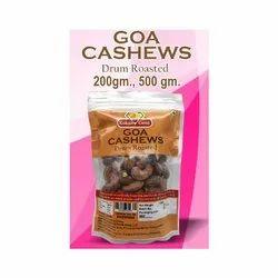 Kokam Gem Drum Roasted Cashew Nut, Packaging Size: 200 Grams, Packaging Type: Packet