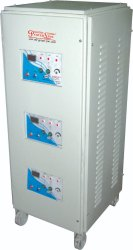 Air Cooled Single Phase Servo Voltage Stabilizer