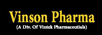 Vinson Pharma (A Div. Of Vintek Pharmaceutials)