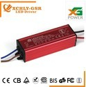 Single Phase AC-DC LED Drivers 36w 600Ma