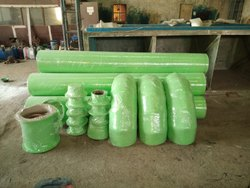 FRP Duct Band Flanch