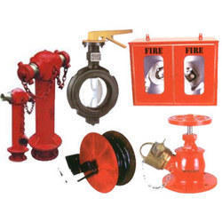 Installation Of Fire Fighting And Fire Alarm System