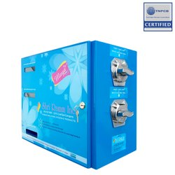 Feminine Sanitary Napkin Dispenser