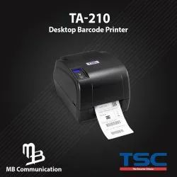 BARCODE PRINTER, Model No.: Ta 210