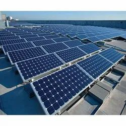 Hybrid Rooftop Grid Tie Solar Power Systems