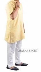 Patrimoine Pure Cotton Short Kurta