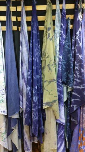 INDI-SWAMI indigo Range Indigo Washed Look Fabrics, GSM: 250-300 and 100-150 GSM