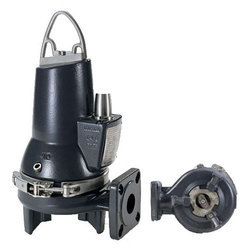 1500 W Grundfos Vertical Submersible Pump, Model: SEG 40.15.2.50B