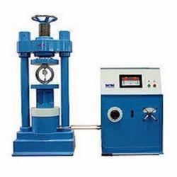 Compression Testing Machine Automatic