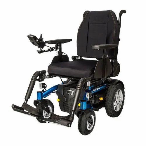 Aspen Electric Wheelchair, Angelcare | ID: 20594379230
