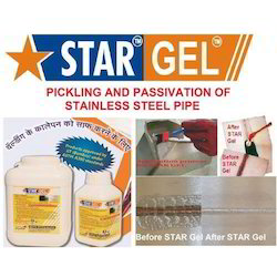 Star Gel For Pickling and Passivation of SS