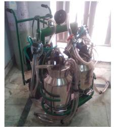 JMD INDIA double head milking machine