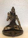 Copper Finish Shiva