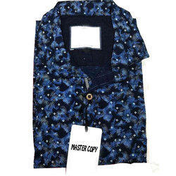 All Sizes Casual Wear Mens Shirt