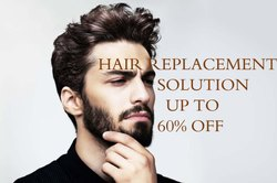 9.30 Unisex procedure of non surgical hair replacement