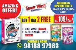 Snow Wash Washable Products