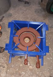 Mild Steel Gas Bhatti
