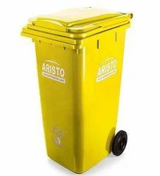 120Ltr Wheel Garbage Waste Bin