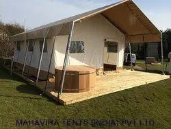 PVC Jungle Safari Tents