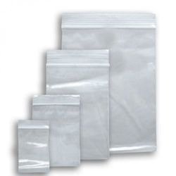 LDPE Zipper Poly Bag