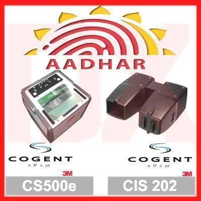 3M Cogent Aadhar Kit - Iris  Finger