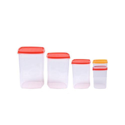 5 Set Plastic Container