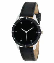 Black Girl Ladies Stylish Watch, Model: H.T 0106, Warranty: 3 Month