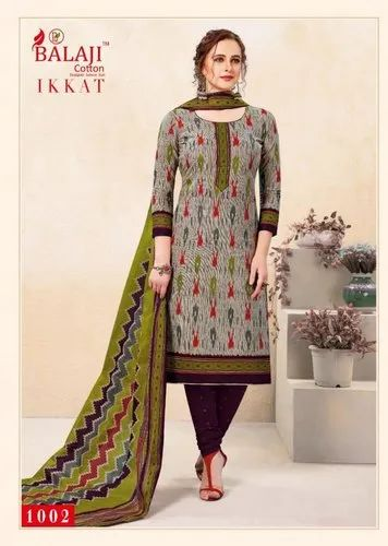 Balaji Cotton Suit