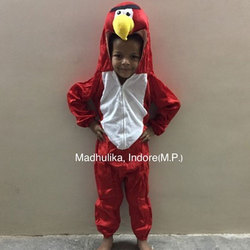 Angry Bird Cartoon Costume