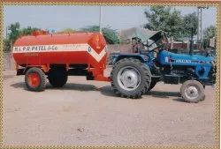SS Tractor Water Tanker