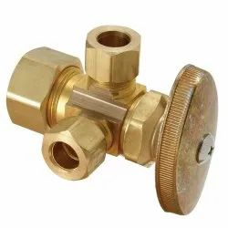 Brass Shut Off Valve