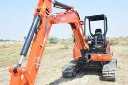Hitach Mini Construction Excavator