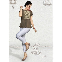 Stylish Party Wear Top