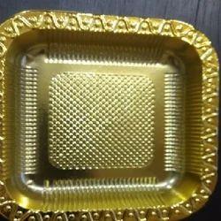 Square Snacks Plate