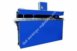 Silpaulin Sheet Sealing Machine