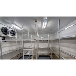 Fully Automatic Cold Storage Rooms