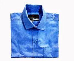 Awasheswar Long Sleeve Men's Plain Formal Fit Shirt