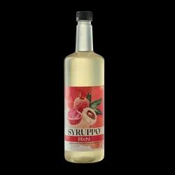 Syruppo Liquid Litchi Mocktail Syrup, Packaging Type: Bottles, Packaging Size: 1000 Ml