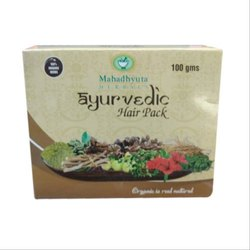 Ayurvedic Hair Pack for Personal