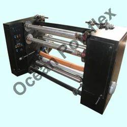 5 HP BOPP Tape Slitting Machine