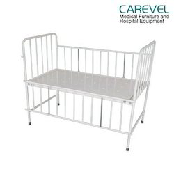 Carevel Pediatric Bed With Side Railings