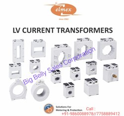 Polycarbonate Encapsulated Current Transformers
