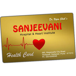 Medical And Health Cards